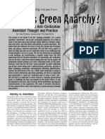 What is Green Anarchy Primer
