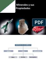 Los Minerales y Sus Propiedades Peso Especifico