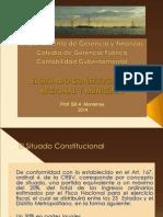 Unidad III Láminas III El Presupuesto Situado Constitucional UC Bill 2014