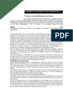 Jürgen Habermas El Giro Lingüístico de La Sociología y La Teoría Consensual de La Verdad