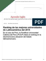 Ranking de las mejores universidades de Latinoamérica del 2015 _ Diario Correo.pdf