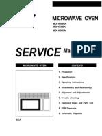 Samsung MO1650xx Service Manual
