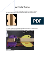 Building Your Guitar