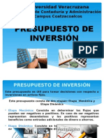 5 Presupuesto de Inversic3b3n