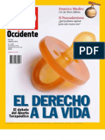 Revista Occidente marzo 2012