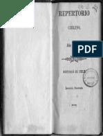 Censo General de Chile 1835