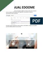 Manual Edoome
