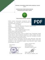 Rencana Kinerja Tahun 2014dan Perjanjiannya