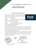 Perjanjian Kinerja Pa Luwuk