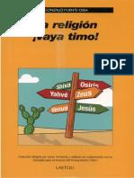 [Gonzalo Puente Ojea] La Religión. ¡Vaya Timo(BookZZ.org)