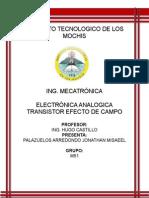 Transistor Efecto de Campo