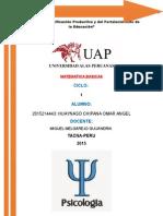UNIVERSIDAD ALAS PERUANAS MATEMATICA BASICA.docx