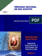 Seguridad Industrial Riesgo Electrico