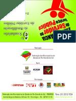 6° Seminário de Qualificação do Servidor Público MunicipaL