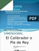 MEDICION CON CALIBRADOR PIE.pptx