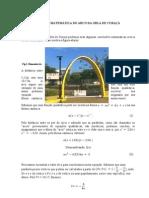 ANÁLISE MATEMÁTICA DO ARCO DA ORLA DE CURAÇÁ