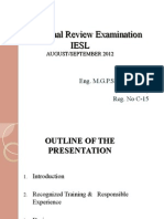 PR Presentation - AM12594