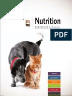 Pet Nutrition Ref Manual