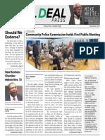 The Real Deal Press • November 2015 • Vol 2 # 8