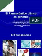 2014 Farmacia Clinica LA