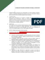 Tdr Plan de Manejo 2013