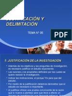 4. Justificación y Delimitacióneqweqweqw