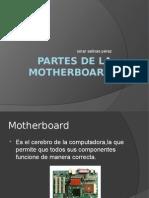 Partes de La Motherboard 2