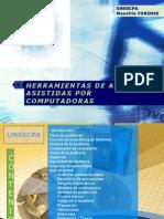 Auditoria Herramientas 2015