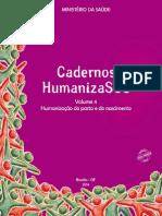Caderno Humanizasus v4 Humanizacao Parto