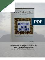 Ibn Athaillah Mengapa Harus Berserah