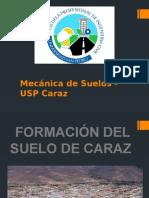 FORMACIÓN DEL SUELO DE CARAZ y Muestreo de suelos Pajuelo y Mora.pptx