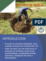 trabajo de muestreo de suelo-2015 Rojas Ulloa.pptx