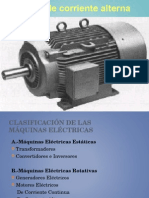 Motor Corriente Alterna Presentacion Powerpoint
