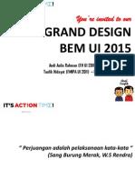 Grand Design Bem Ui 2015