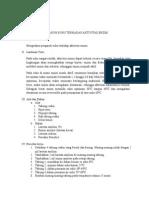 Laporan Praktikum 4.1 Enzim (Pengaruh Suhu)