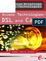 Access Technologies DSL and Cable 2002