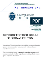 TH 2 Turbina Pelton