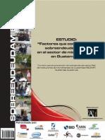 Estudio Sobreendeudamiento Guatemala 2015