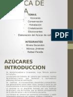Azucares Bio Quimica