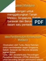 Langkah Kearah Pembentukan Malaysia