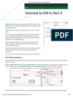 Storyboards Tutorial in IOS 9_ Part 2 - Ray Wenderlich