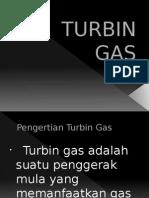 Turbin Gas PPT