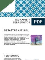 Tsunamis y Terremotos