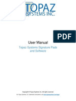 Topaz Universal User Guide