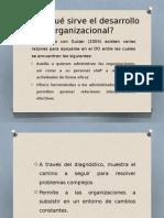 Para Qué Sirve El Desarrollo Organizacional y Sus Características