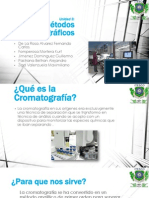 Métodos Cromatograficos