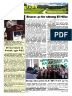 inanglupa newsletter  august 2015 issue   2