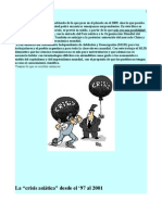 Las Causas de las Crisis Economicas Mundiales