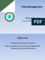 Time Management English