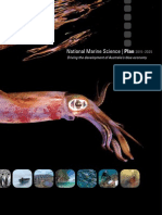 National Marine Science Plan 2015-2025